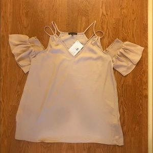 Staccato Blush Blouse
